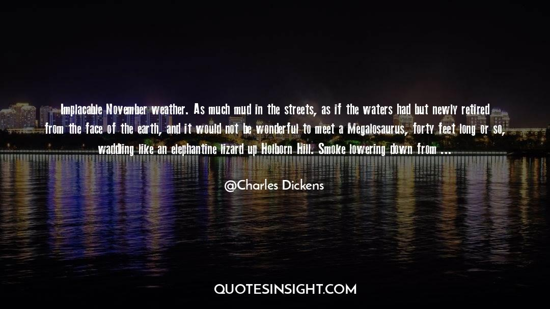 Blinkers quotes by Charles Dickens