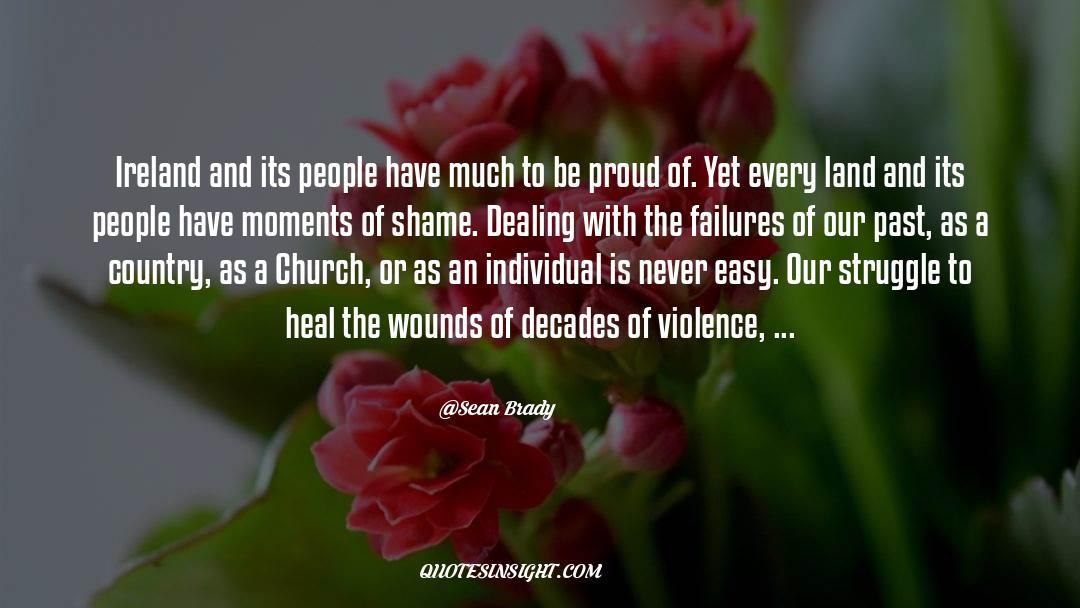 Brady quotes by Sean Brady