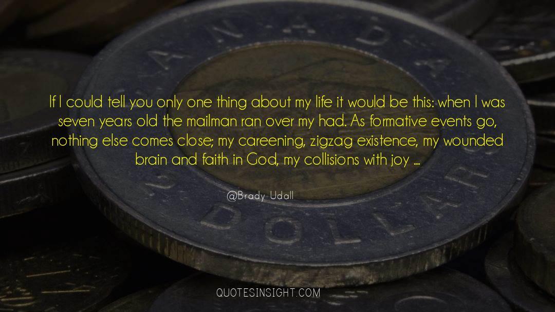 Brady quotes by Brady Udall