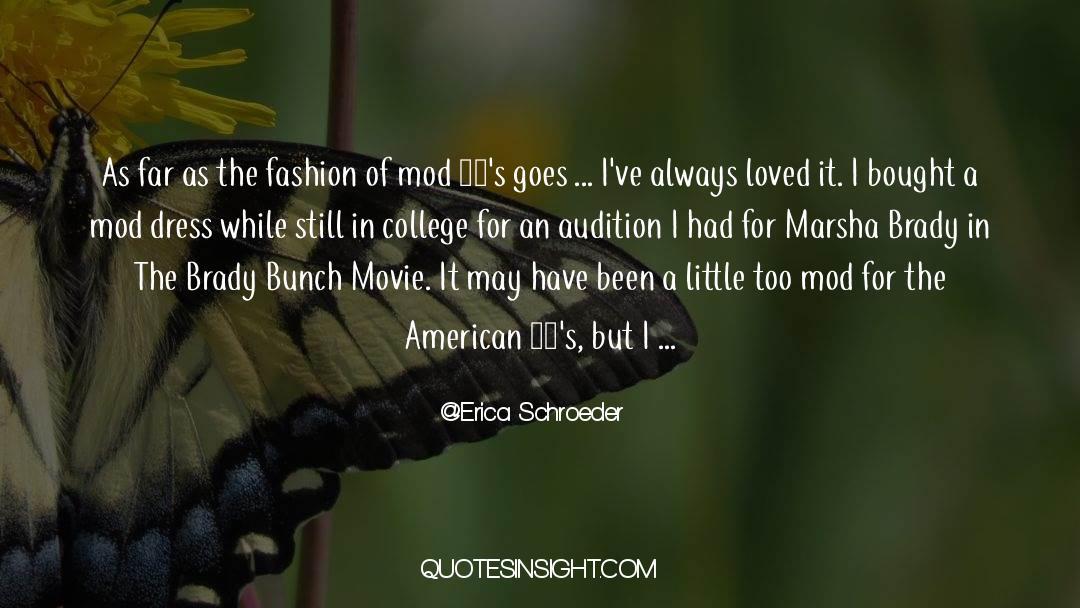 Brady quotes by Erica Schroeder