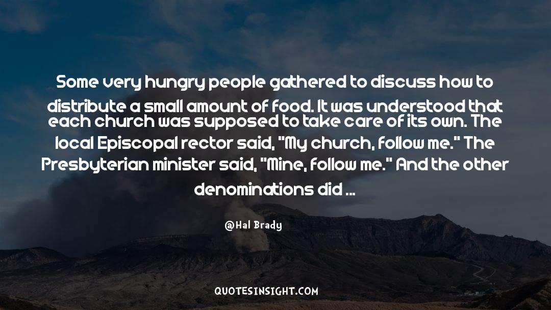 Brady quotes by Hal Brady