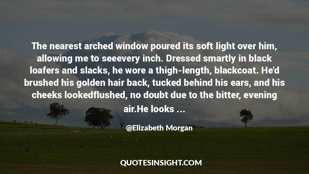 Coat quotes by Elizabeth Morgan