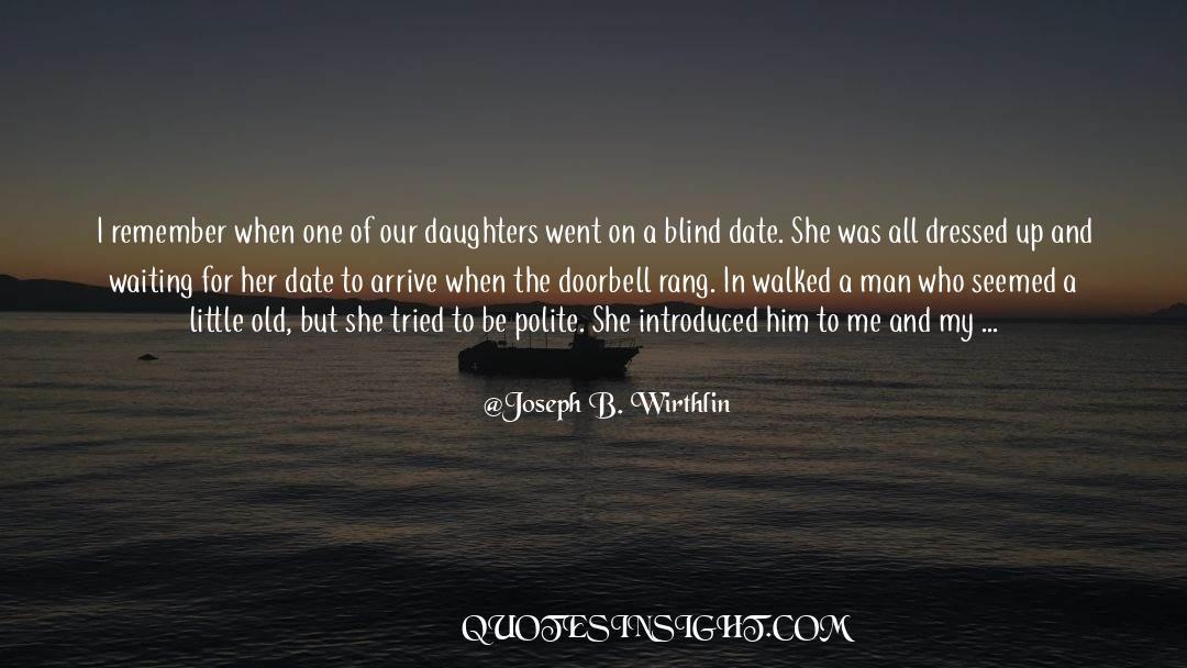 Coat quotes by Joseph B. Wirthlin
