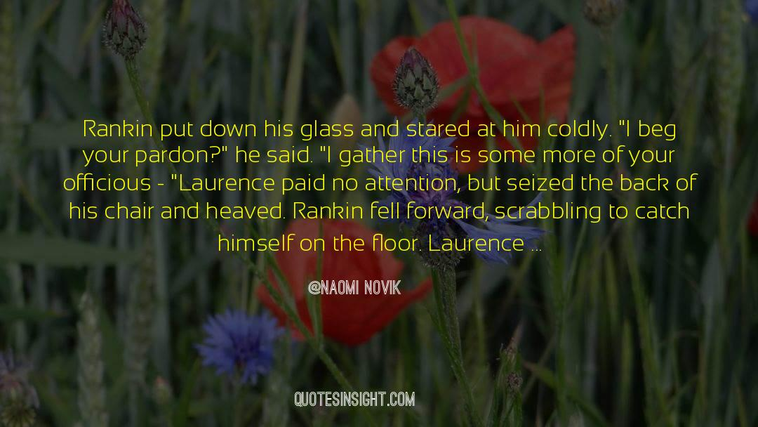 Coat quotes by Naomi Novik