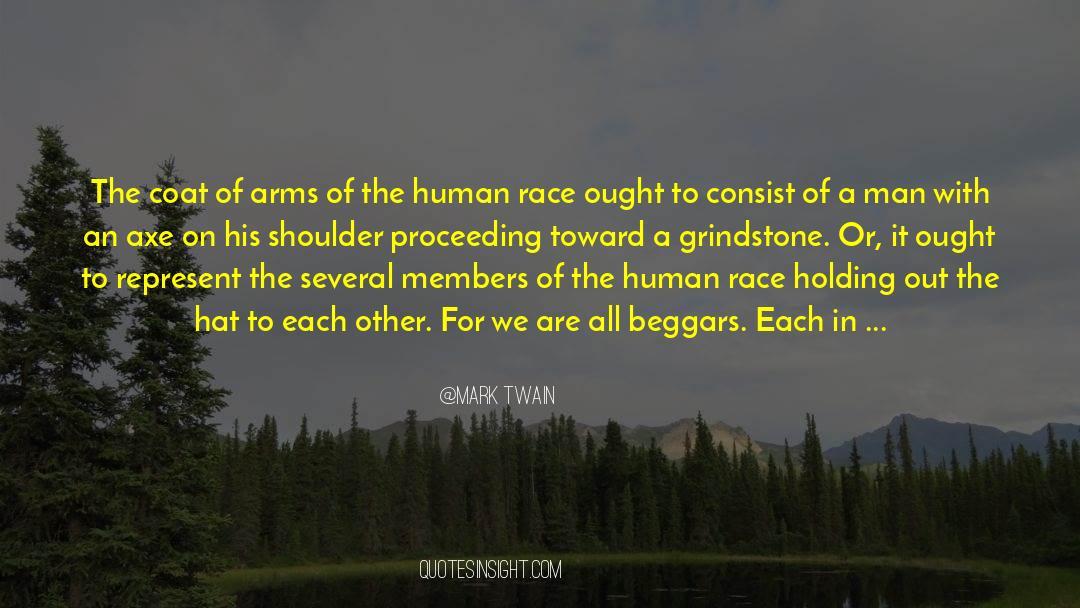 Coat quotes by Mark Twain