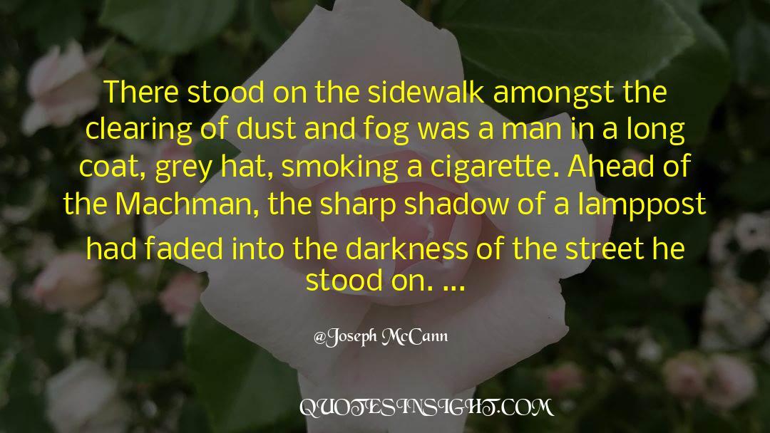 Coat quotes by Joseph McCann