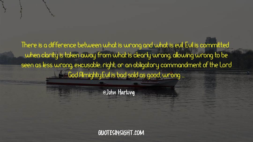 Coat quotes by John Hartung