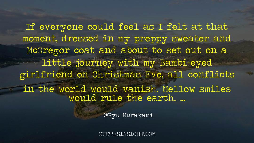 Coat quotes by Ryu Murakami