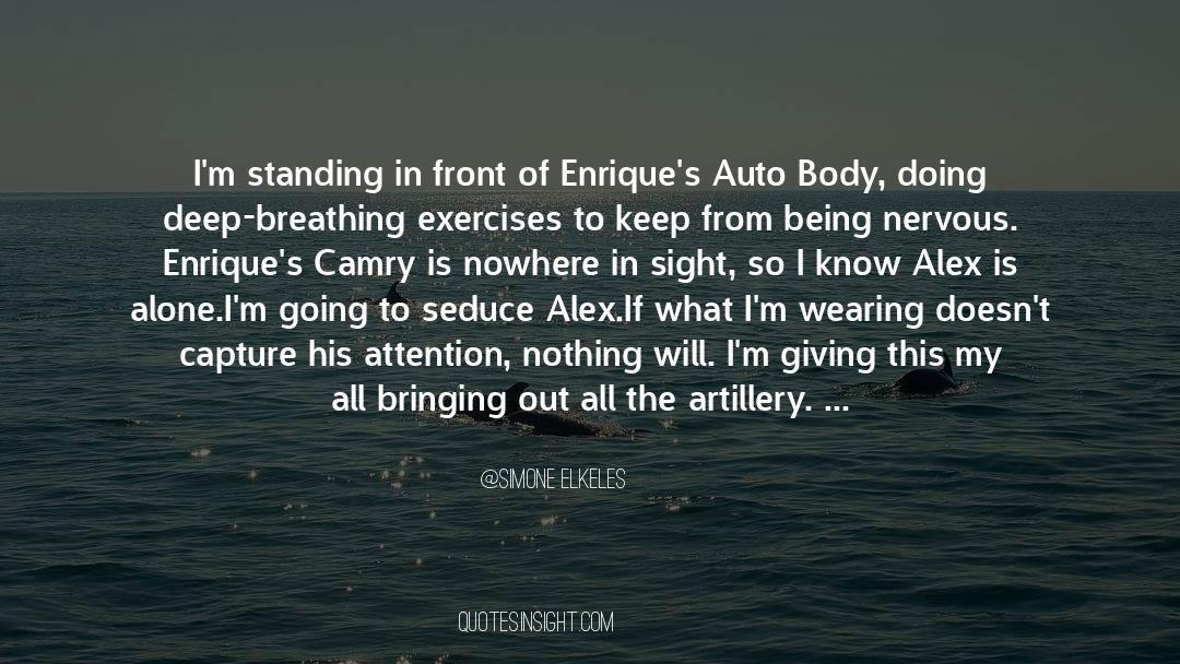 Coat quotes by Simone Elkeles