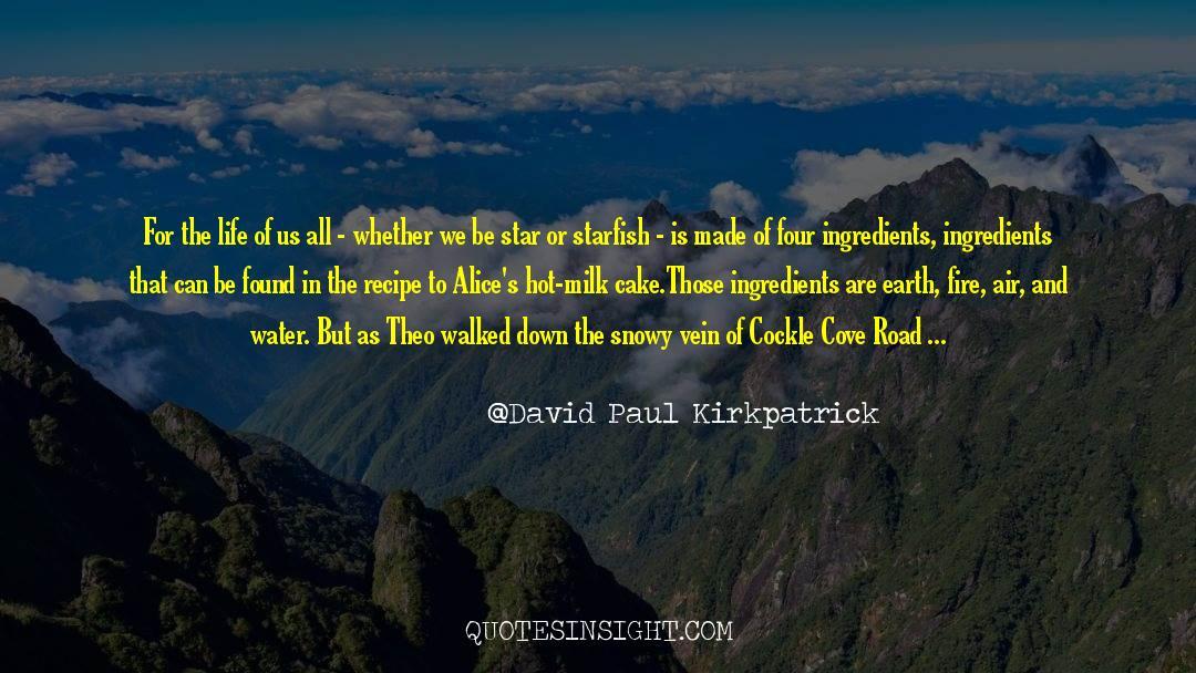 Coat quotes by David Paul Kirkpatrick