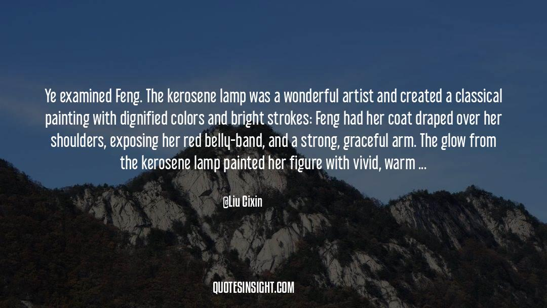 Coat quotes by Liu Cixin