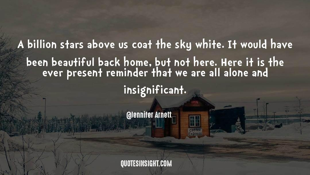 Coat quotes by Jennifer Arnett
