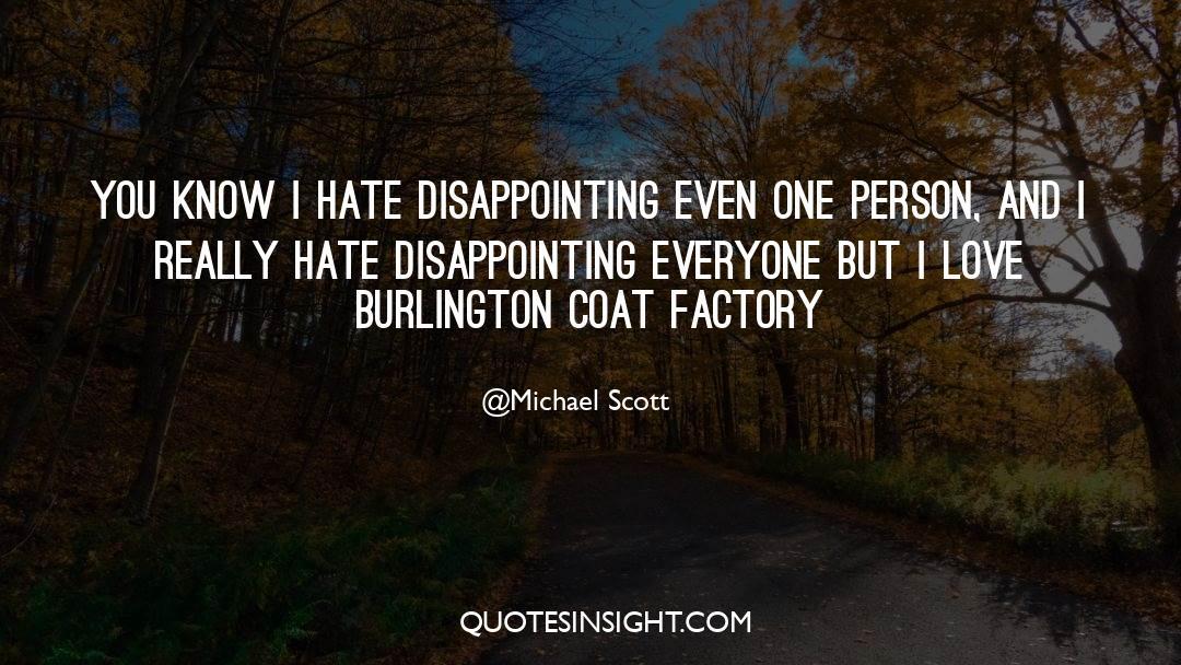 Coat quotes by Michael Scott