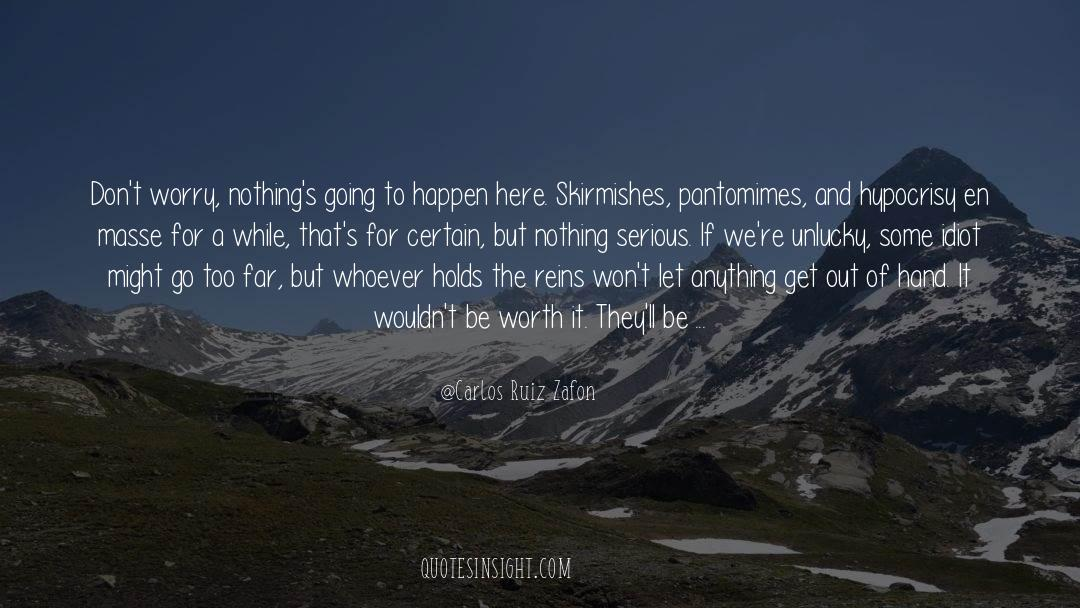 Coat quotes by Carlos Ruiz Zafon