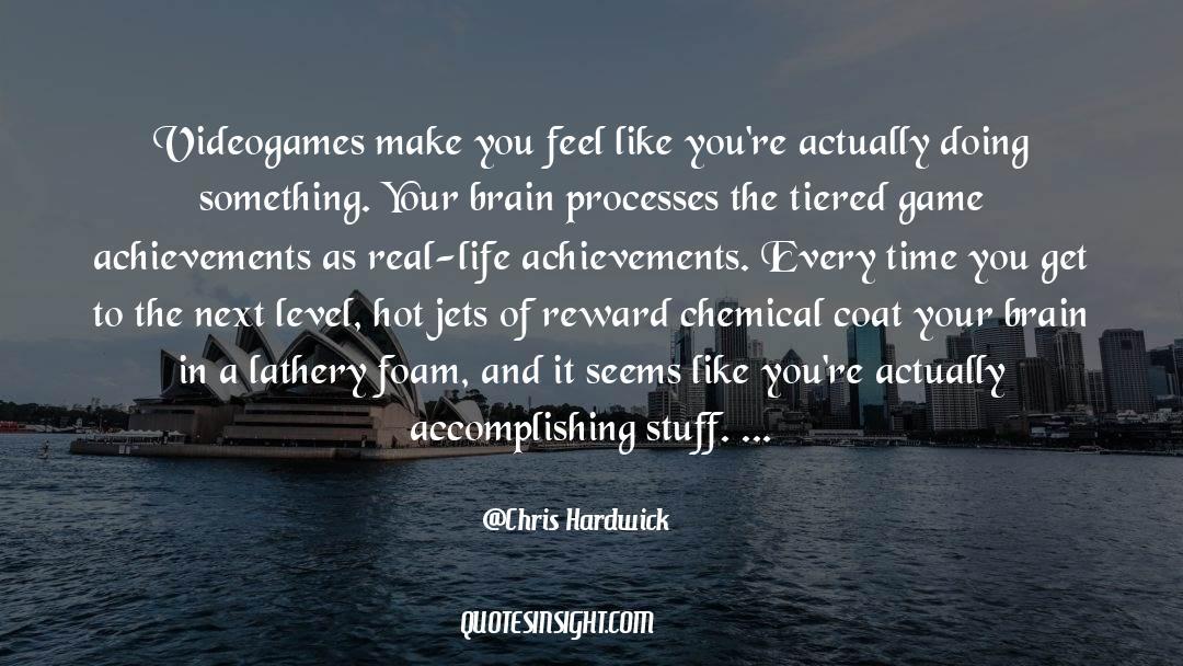 Coat quotes by Chris Hardwick