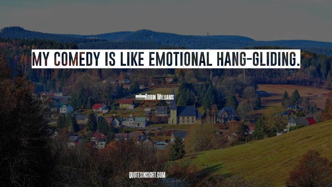 Comedy Satire quotes by Robin Williams