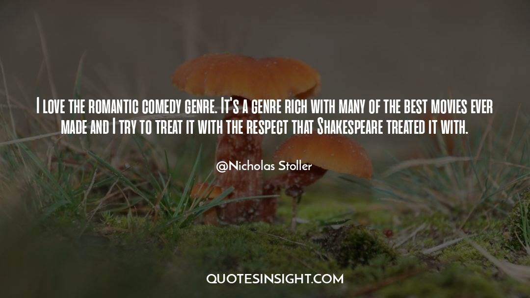 Comedy Satire quotes by Nicholas Stoller