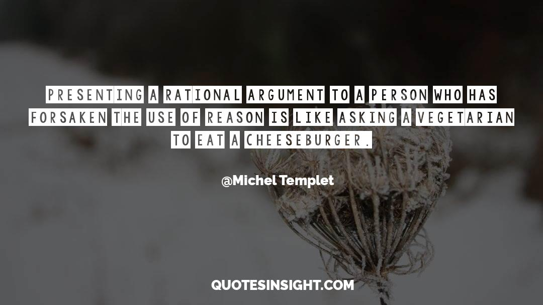Comedy Satire quotes by Michel Templet