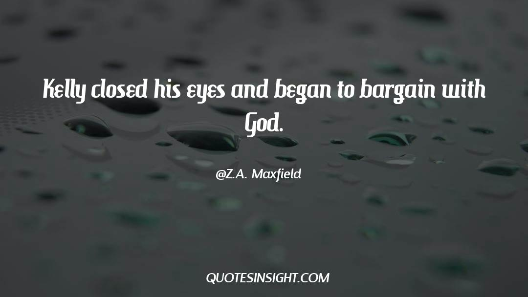 Conversations With God quotes by Z.A. Maxfield