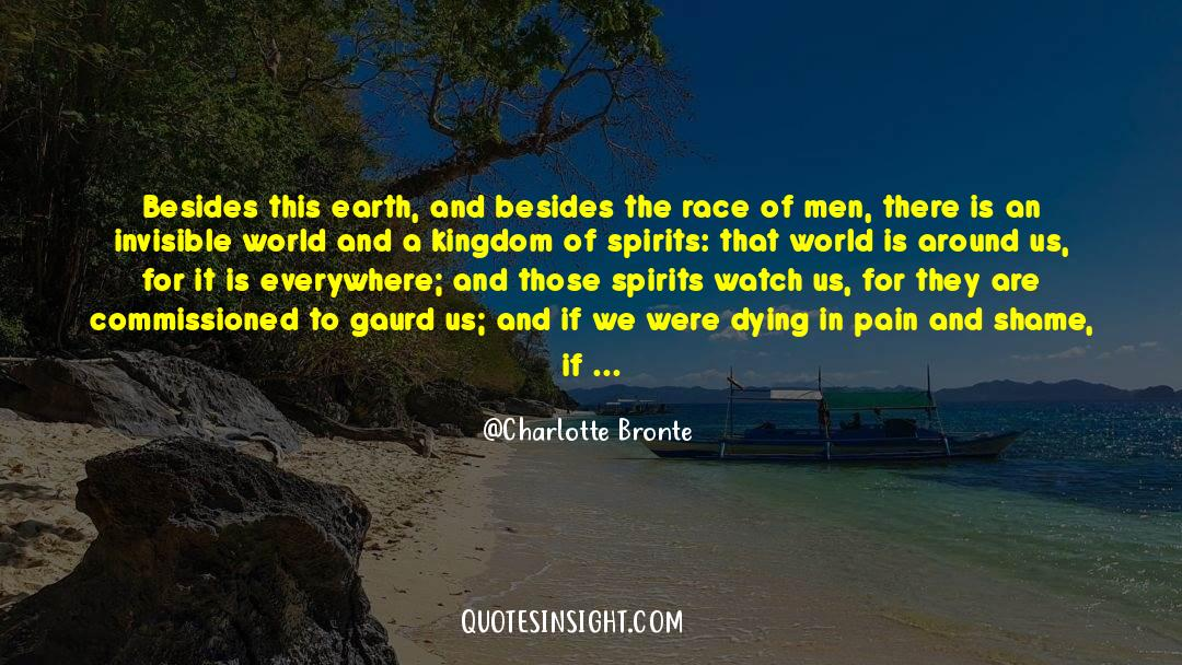 Conversations With God quotes by Charlotte Bronte