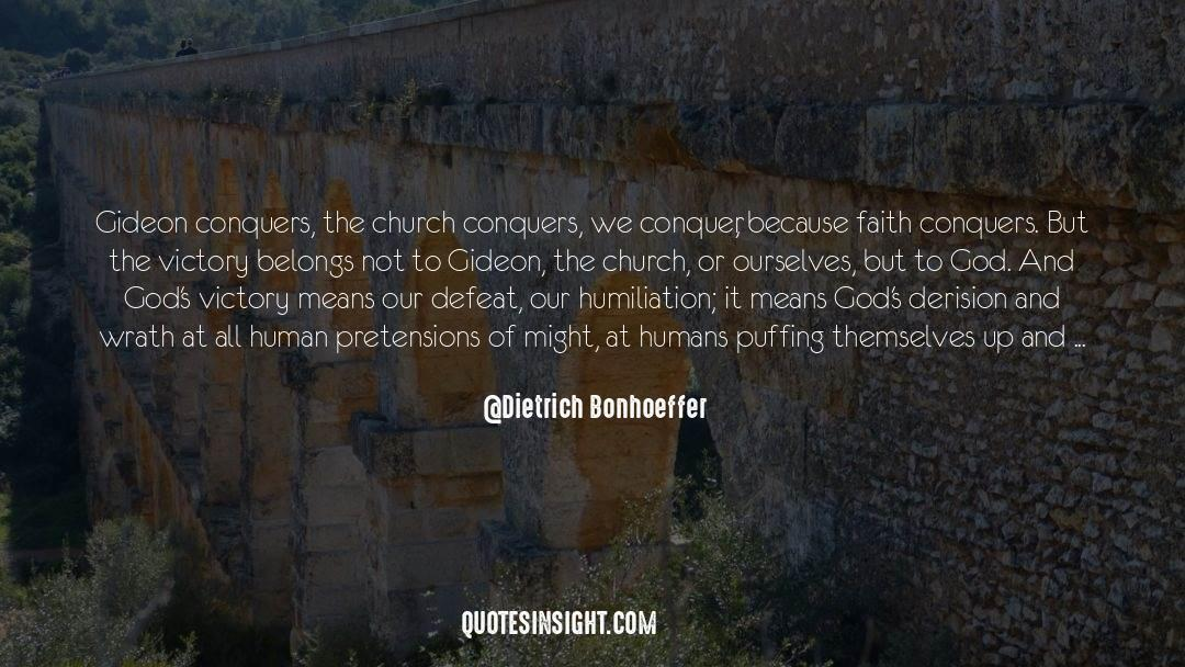 Conversations With God quotes by Dietrich Bonhoeffer