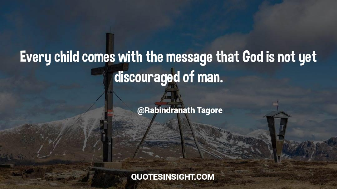 Conversations With God quotes by Rabindranath Tagore