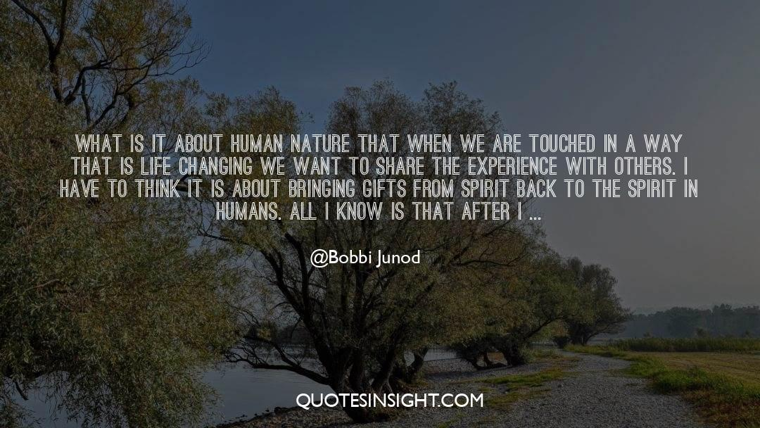 Conversations With God quotes by Bobbi Junod