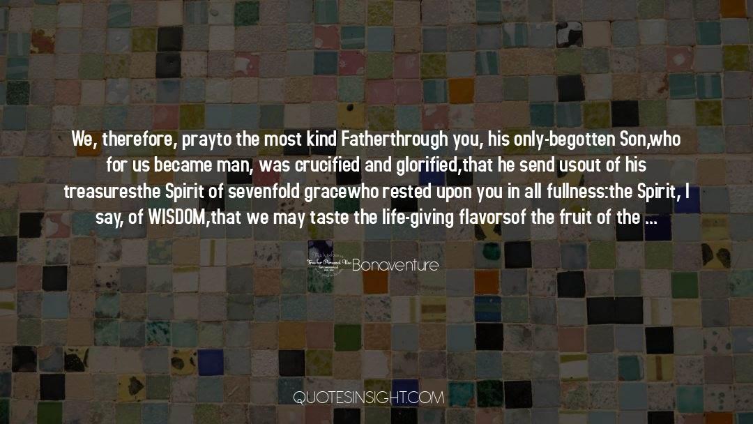Corrupt Power quotes by Bonaventure