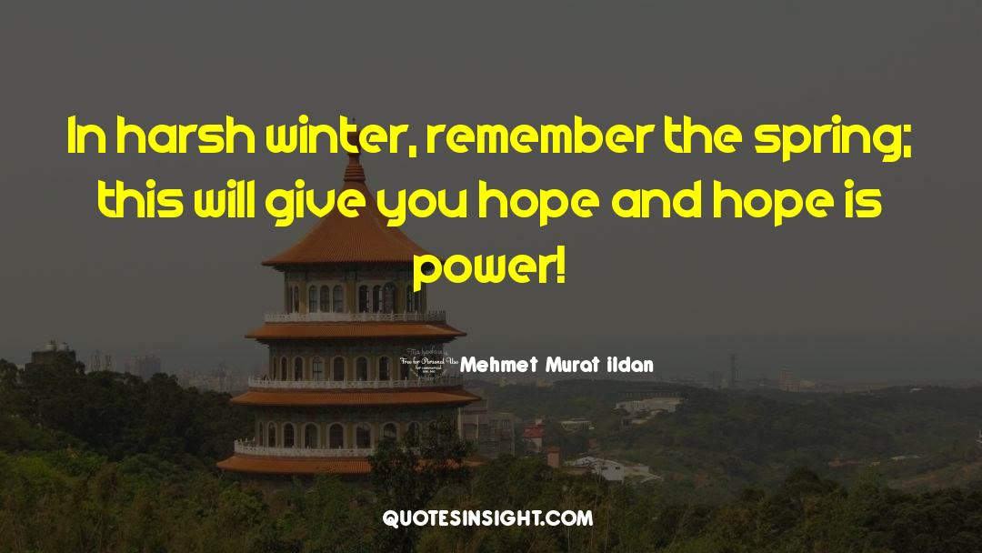 Corrupt Power quotes by Mehmet Murat Ildan