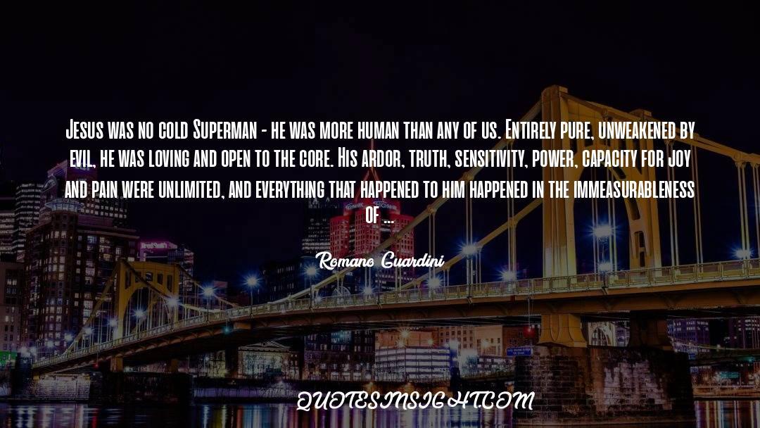 Corrupt Power quotes by Romano Guardini