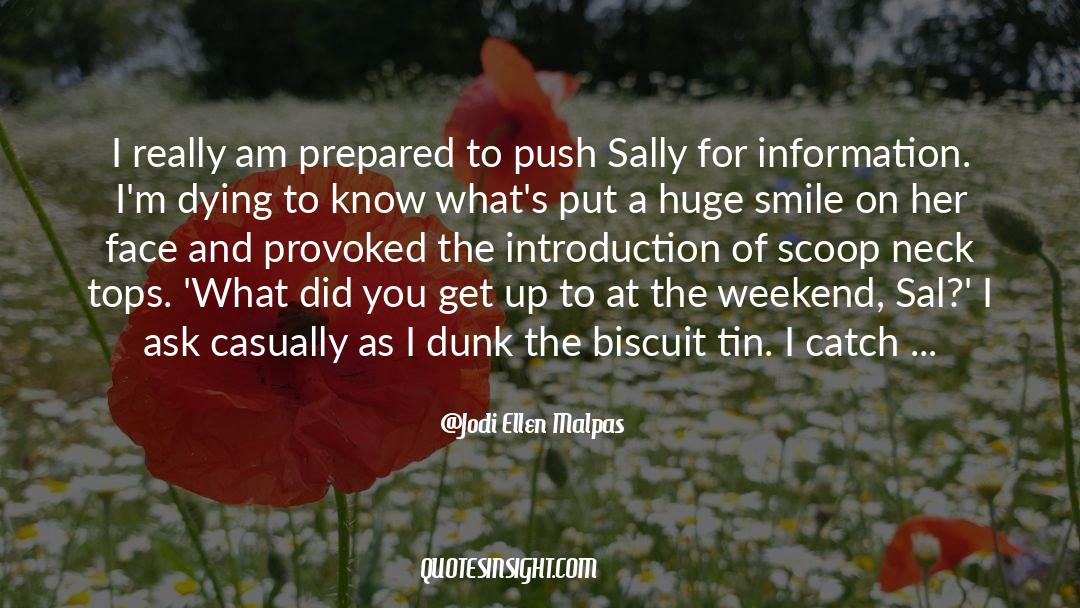 Cross Stitch quotes by Jodi Ellen Malpas