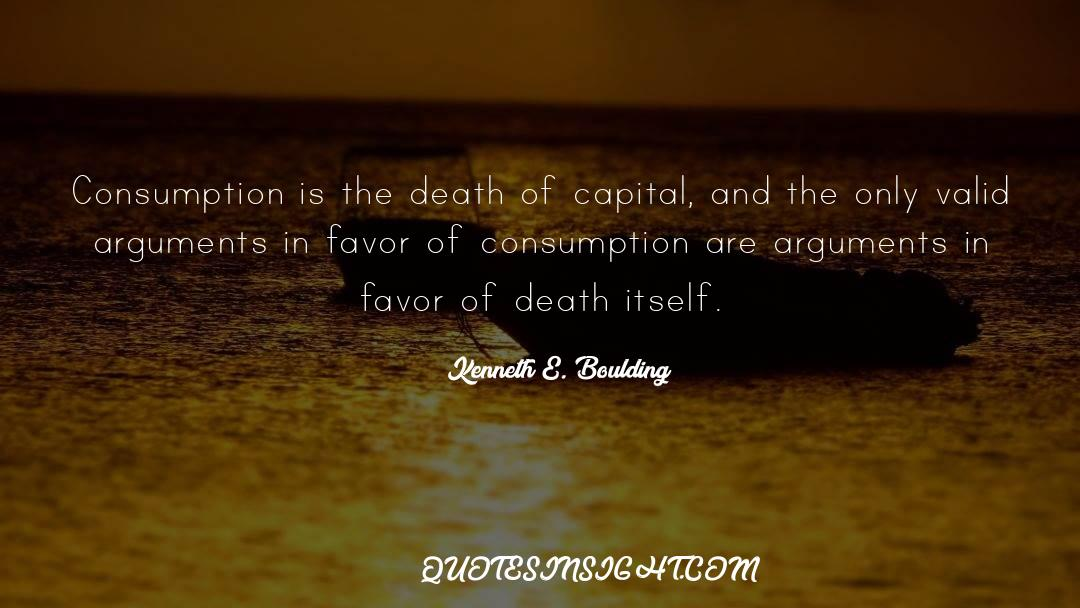 Death Killing quotes by Kenneth E. Boulding