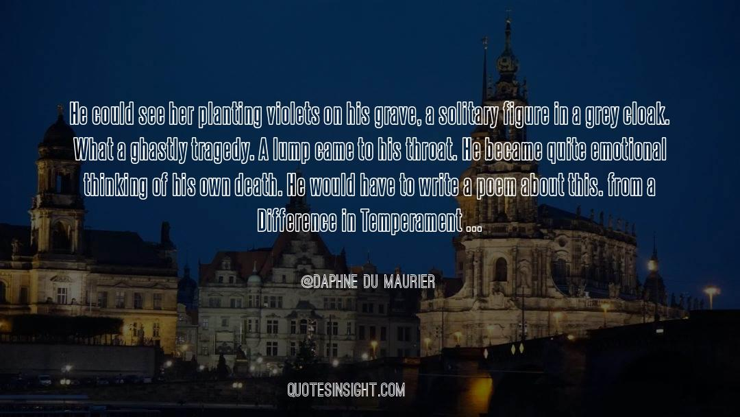 Death Killing quotes by Daphne Du Maurier