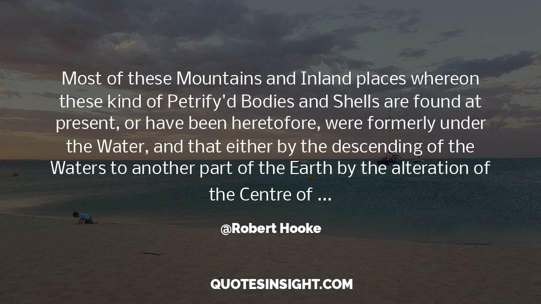 Deserted Island quotes by Robert Hooke