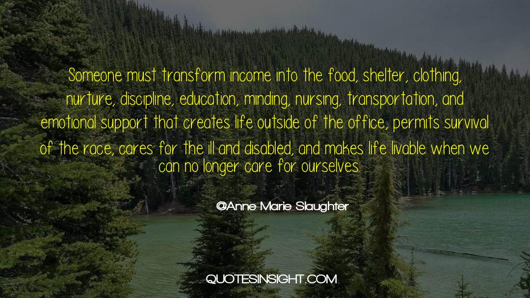 Discipline And Punish quotes by Anne-Marie Slaughter