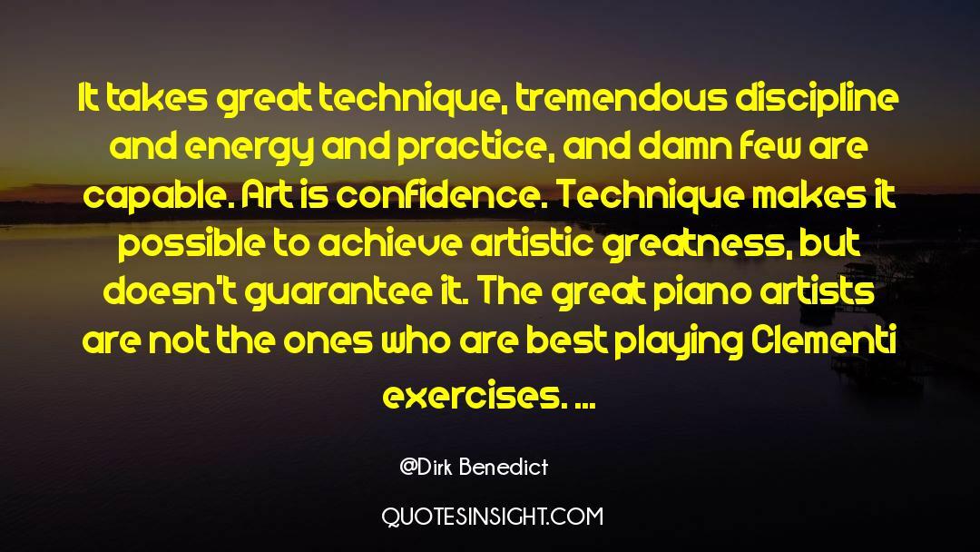 Discipline And Punish quotes by Dirk Benedict