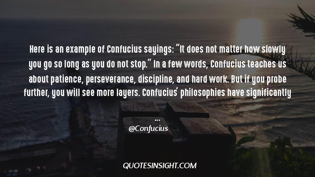 Discipline And Punish quotes by Confucius