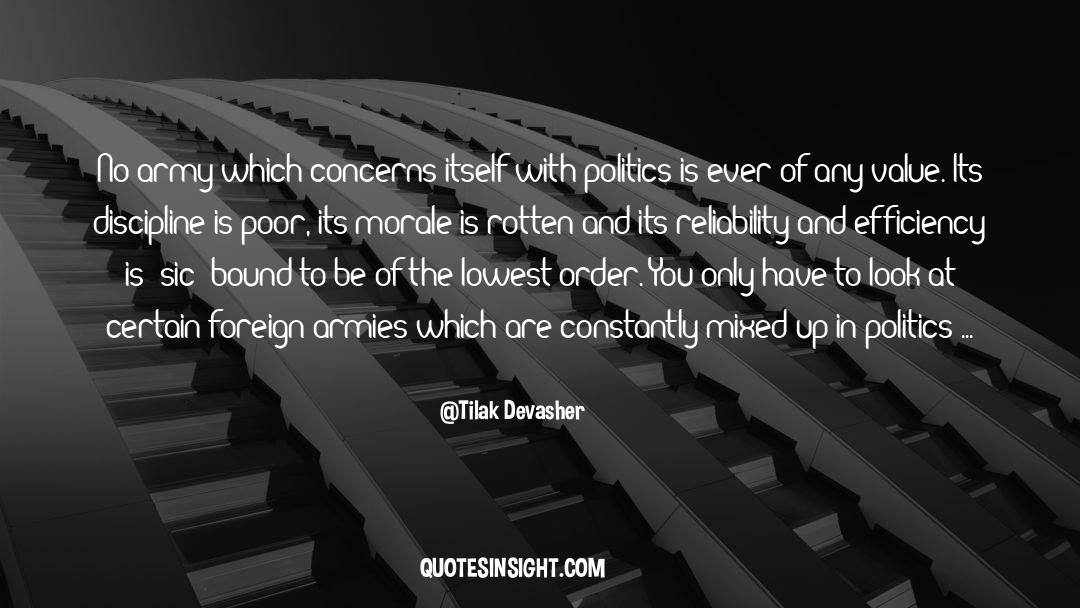 Discipline And Punish quotes by Tilak Devasher