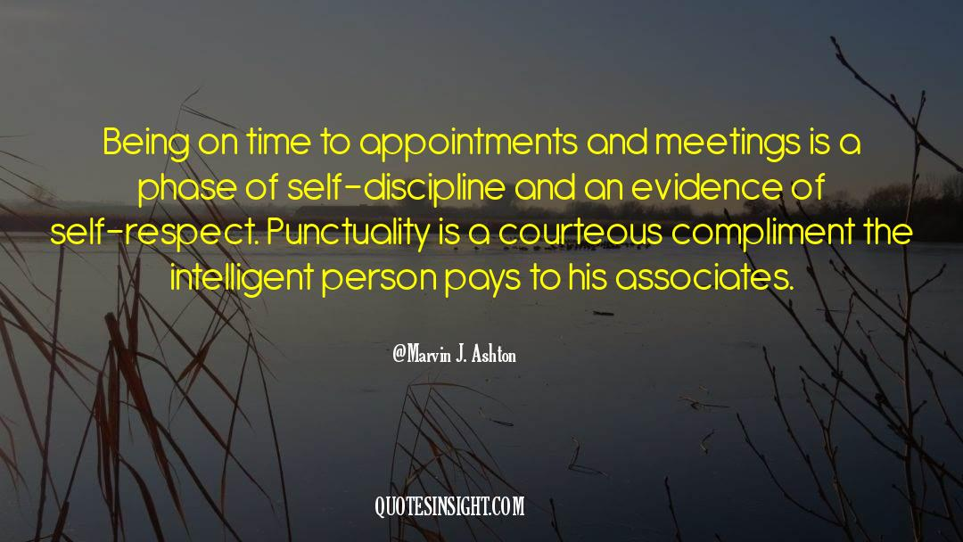 Discipline And Punish quotes by Marvin J. Ashton