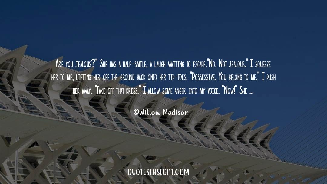 Discipline And Punish quotes by Willow Madison