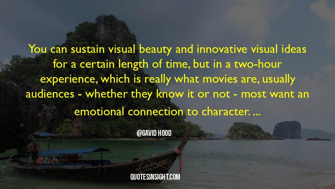 Emotional Balance quotes by Gavid Hood