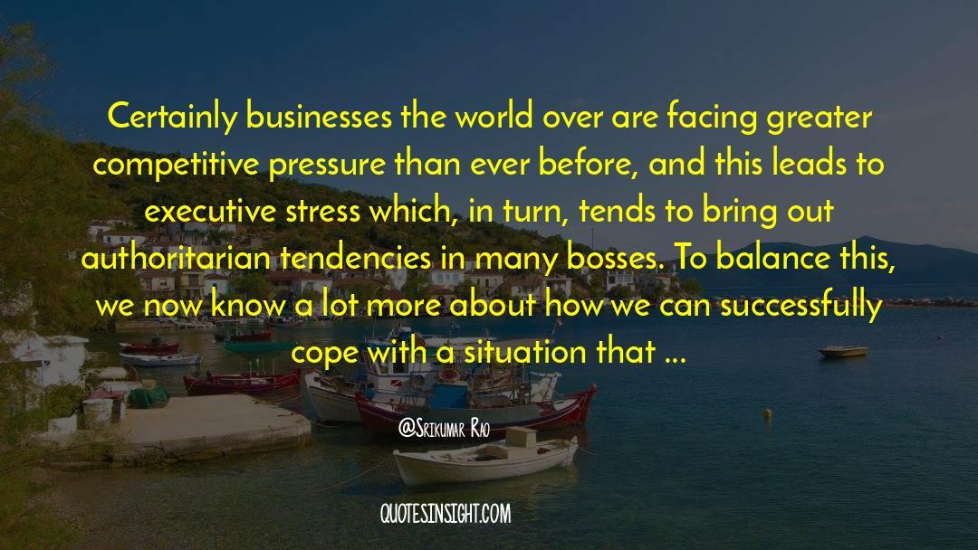 Emotional Balance quotes by Srikumar Rao