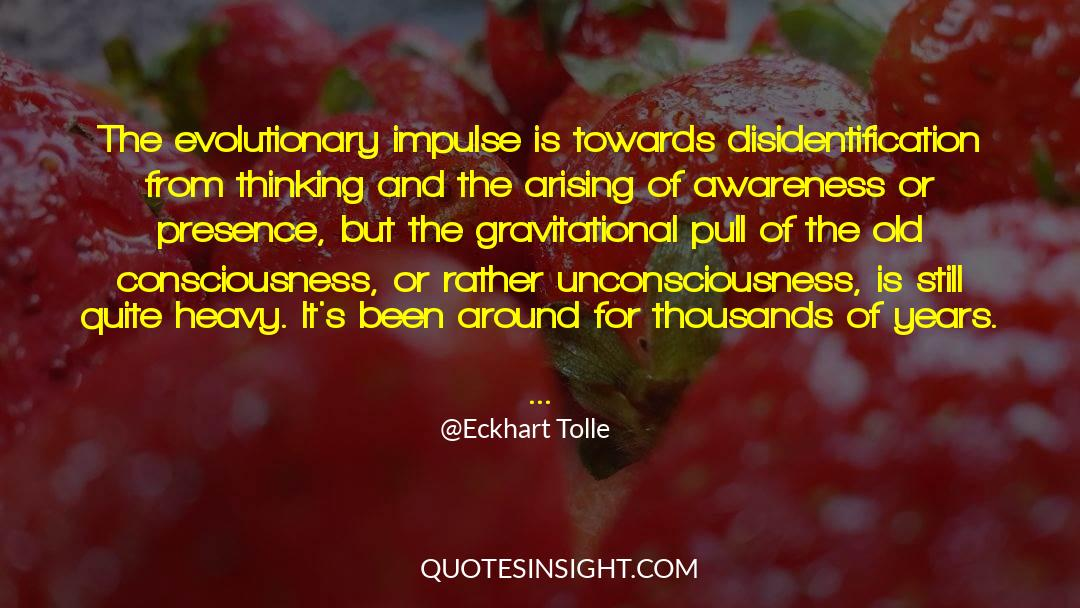 Evolutionary Impulse Quotes