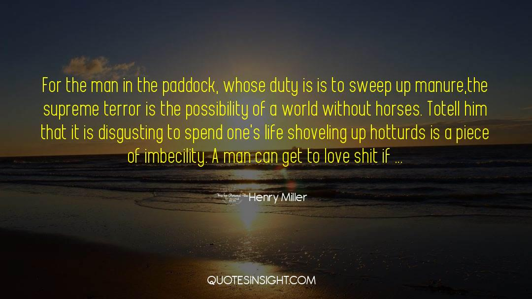 Fallen Man quotes by Henry Miller