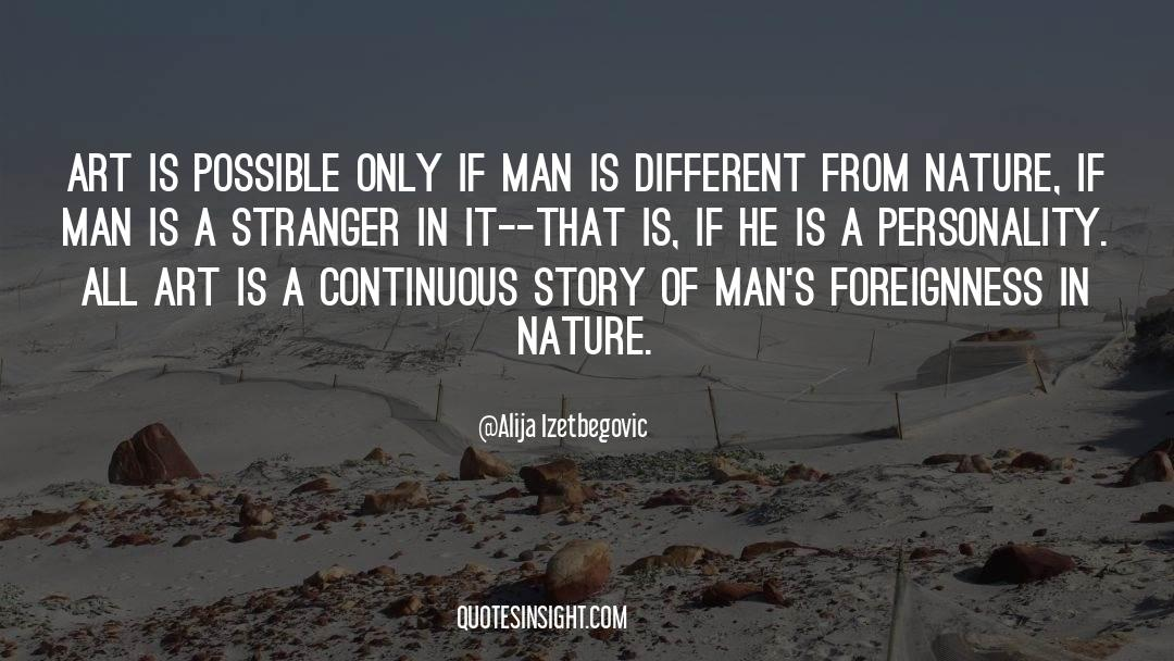 Fallen Man quotes by Alija Izetbegovic