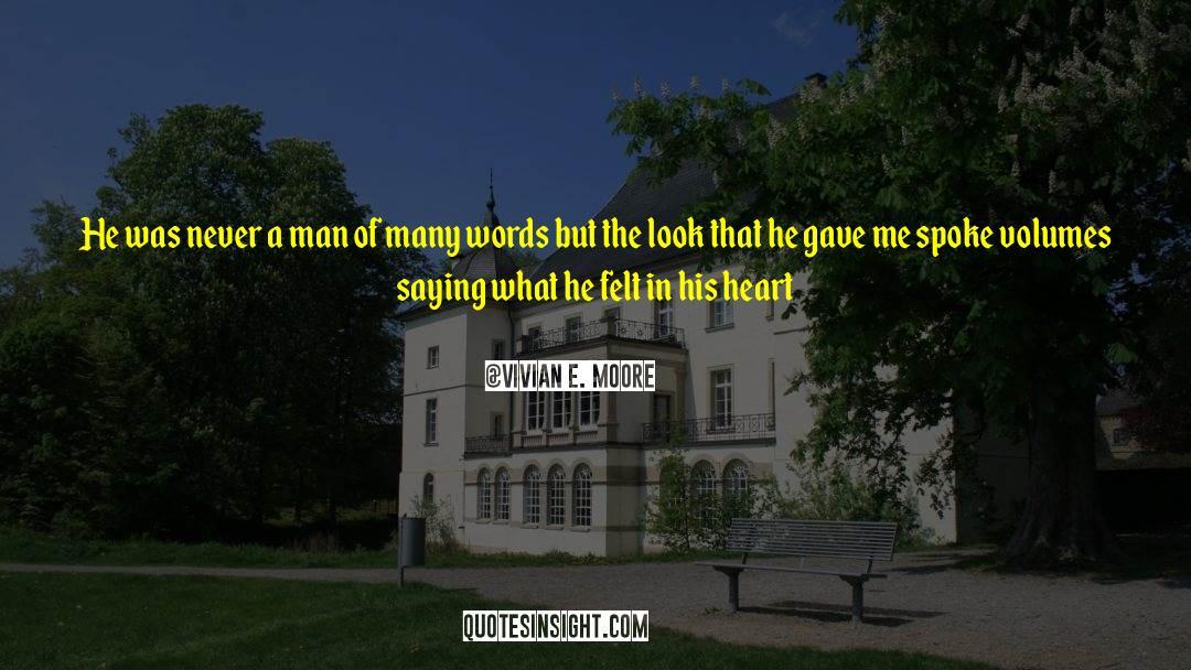 Fallen Man quotes by Vivian E. Moore