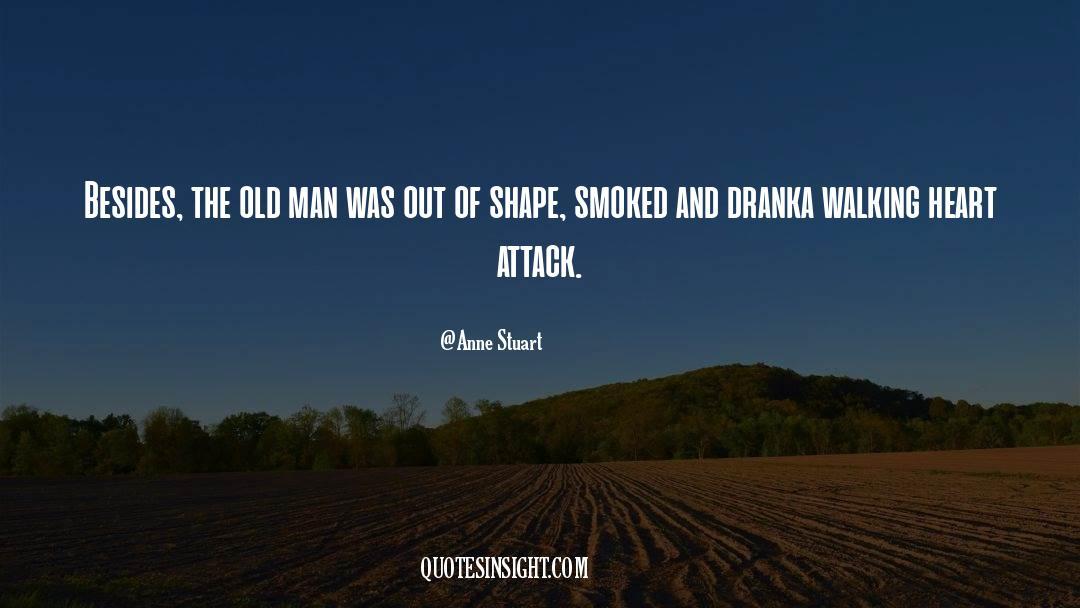 Fallen Man quotes by Anne Stuart