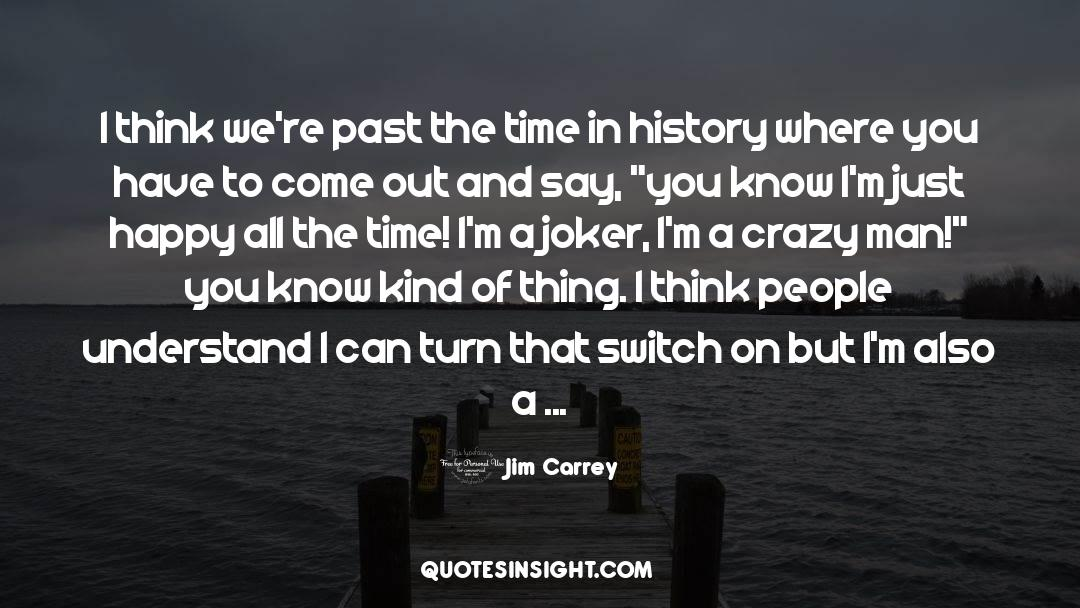Fallen Man quotes by Jim Carrey