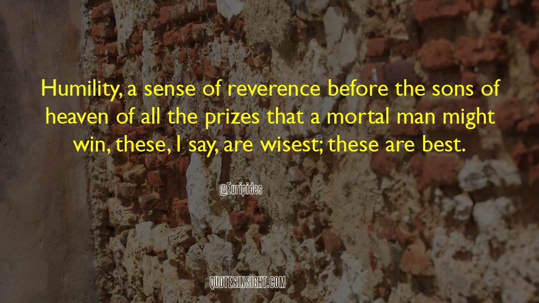 Fallen Man quotes by Euripides