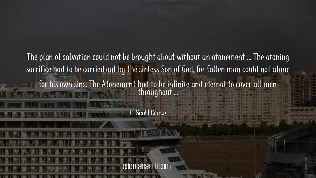 Fallen Man quotes by C. Scott Grow